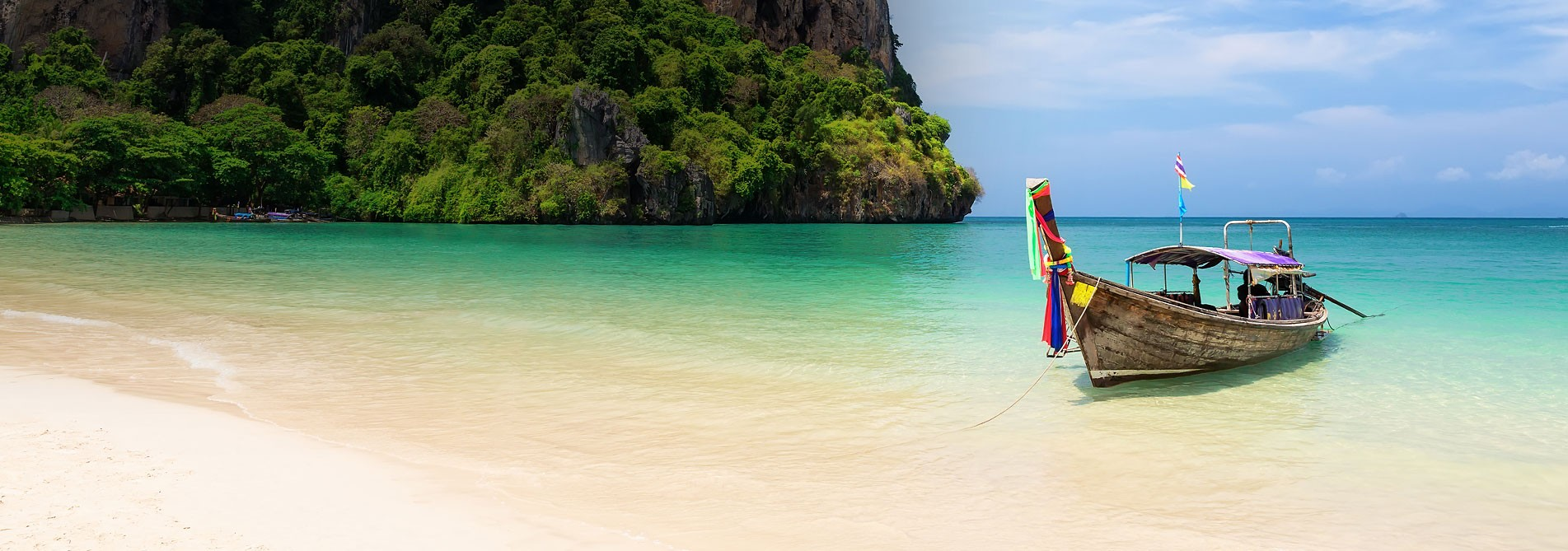 Thajsko - Neobyčejná cesta sebepoznání